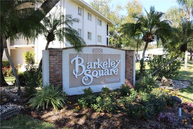 2100 Barkeley Lane #20, Fort Myers, FL 33907 (MLS #220008934) :: Clausen Properties, Inc.