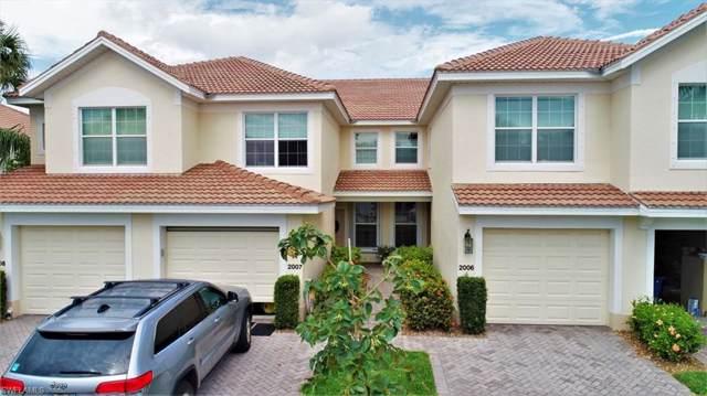 11611 Navarro Way #2006, Fort Myers, FL 33908 (MLS #220009317) :: Kris Asquith's Diamond Coastal Group
