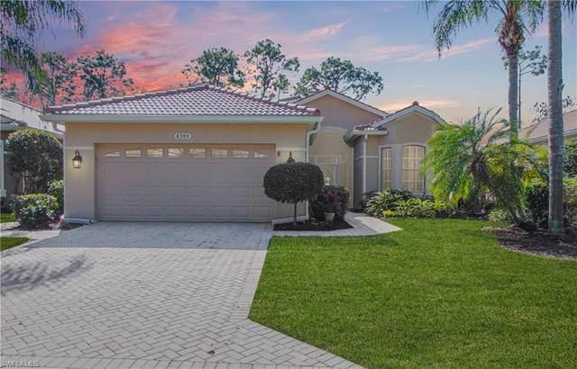 8590 Gleneagle Way, Naples, FL 34120 (MLS #220009336) :: Kris Asquith's Diamond Coastal Group