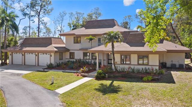 6780 Sable Ridge Lane, Naples, FL 34109 (#220009382) :: The Dellatorè Real Estate Group