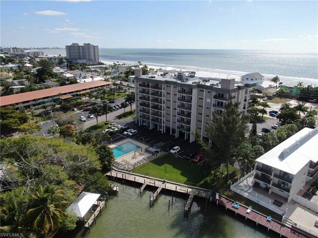 1511 Estero Blvd #408, Fort Myers Beach, FL 33931 (MLS #220009450) :: Kris Asquith's Diamond Coastal Group