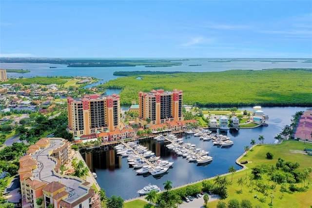 5781 Cape Harbour Dr #502, Cape Coral, FL 33914 (MLS #220009531) :: Clausen Properties, Inc.