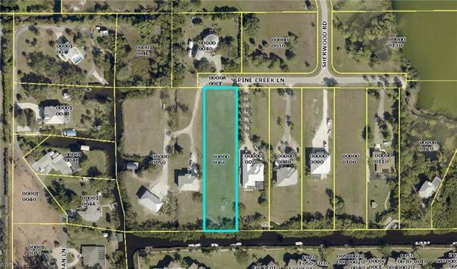 5439 Pine Creek Lane, Bokeelia, FL 33922 (#220009586) :: Jason Schiering, PA