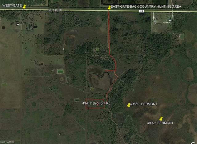 49417 Bermont Rd, Punta Gorda, FL 33982 (MLS #220010133) :: Kris Asquith's Diamond Coastal Group