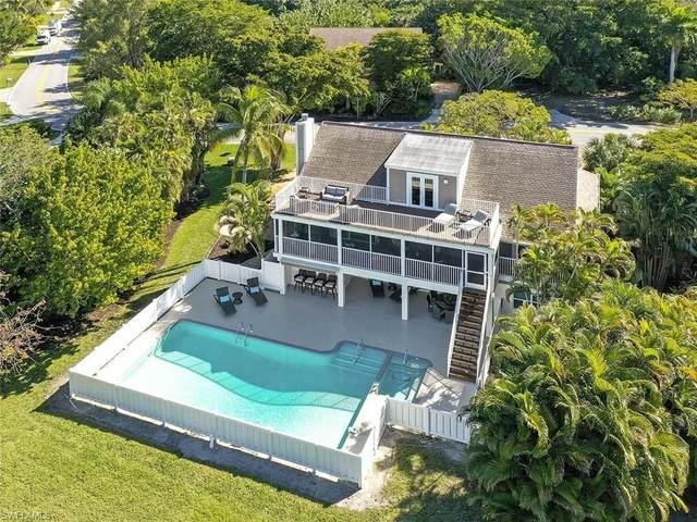 1271 Sand Castle Rd, Sanibel, FL 33957 (MLS #220010222) :: RE/MAX Realty Team