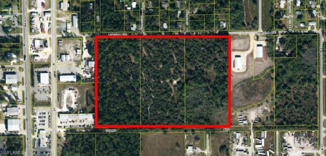 E Lincoln Ave, Labelle, FL 33935 (MLS #220010597) :: Clausen Properties, Inc.