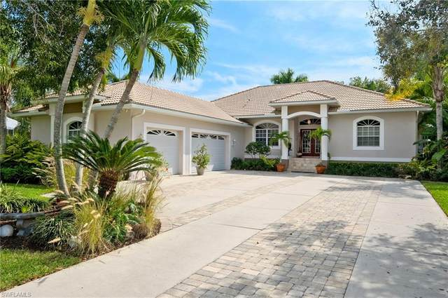 8781 King Lear Ct, Fort Myers, FL 33908 (MLS #220010993) :: Clausen Properties, Inc.