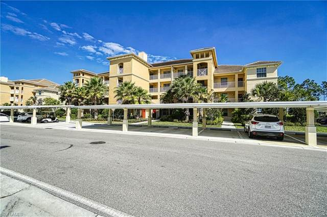 10740 Palazzo Way #206, Fort Myers, FL 33913 (MLS #220011372) :: Kris Asquith's Diamond Coastal Group