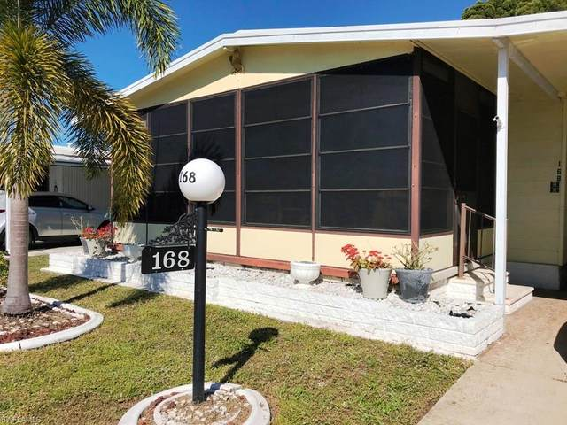 168 Lakeside Drive, North Fort Myers, FL 33903 (MLS #220011549) :: The Naples Beach And Homes Team/MVP Realty
