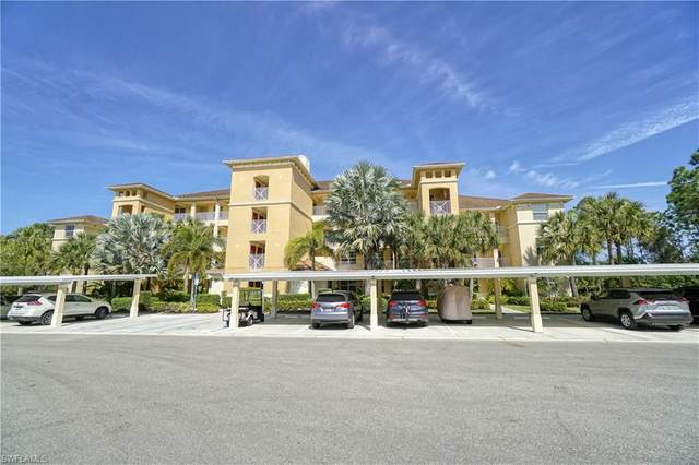 10820 Palazzo Way #301, Fort Myers, FL 33913 (MLS #220011622) :: Kris Asquith's Diamond Coastal Group