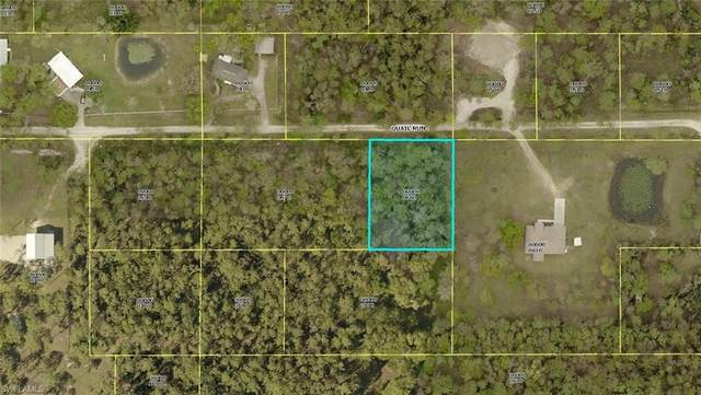 9760 Quail Run, North Fort Myers, FL 33917 (#220011834) :: Southwest Florida R.E. Group Inc