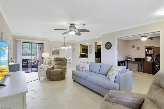 13252 White Marsh Ln #11, Fort Myers, FL 33912 (MLS #220011845) :: Kris Asquith's Diamond Coastal Group
