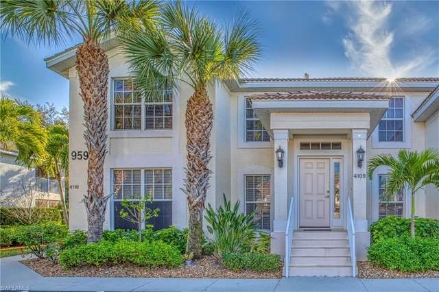 9595 Hemingway Lane #4109, Fort Myers, FL 33913 (#220011880) :: The Dellatorè Real Estate Group