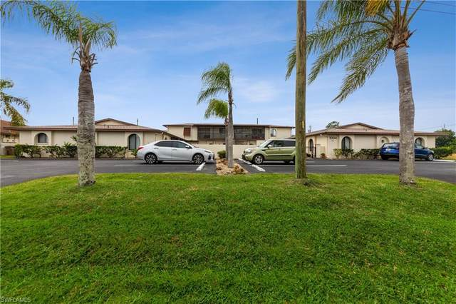 1004 SE 8th St #106, Cape Coral, FL 33990 (MLS #220011927) :: RE/MAX Realty Team