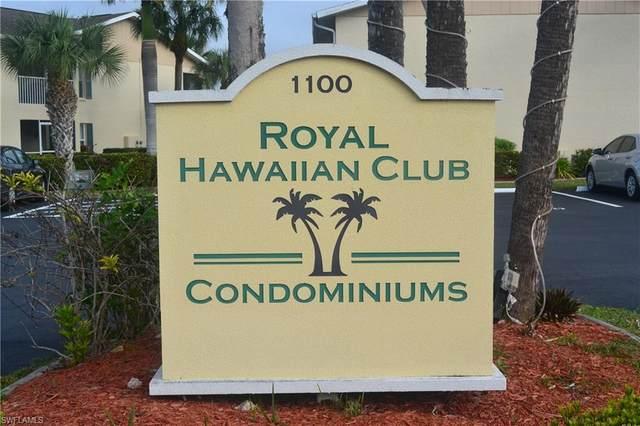 1100 Pondella Rd #911, Cape Coral, FL 33909 (MLS #220011992) :: Kris Asquith's Diamond Coastal Group