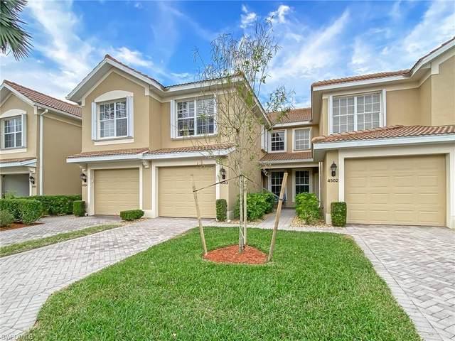 9654 Hemingway Ln #4503, Fort Myers, FL 33913 (MLS #220012347) :: Kris Asquith's Diamond Coastal Group