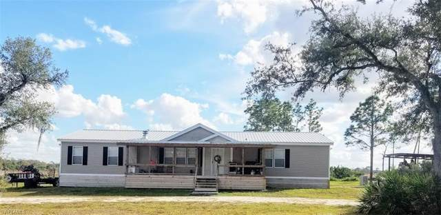 1214 Eden Dr, Labelle, FL 33935 (MLS #220012385) :: RE/MAX Realty Team