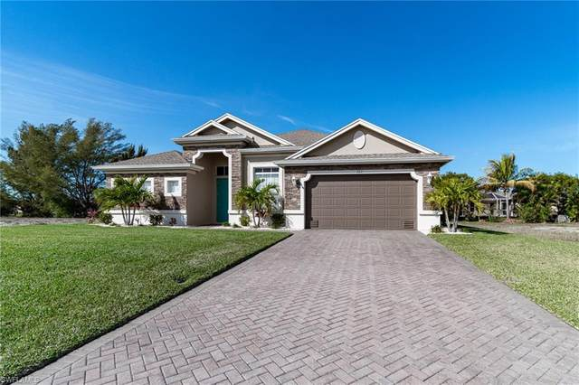 722 NW 38th Ave, Cape Coral, FL 33993 (MLS #220012421) :: SandalPalms Group