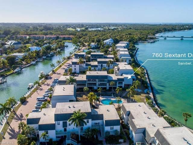 760 Sextant Drive #542, Sanibel, FL 33957 (MLS #220012523) :: Clausen Properties, Inc.