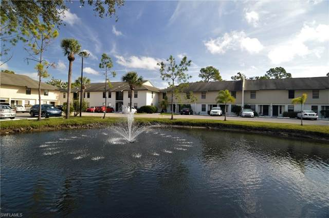 2135 Crystal Dr #32, Fort Myers, FL 33907 (MLS #220012557) :: RE/MAX Realty Group