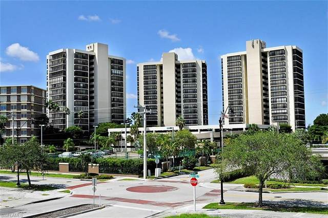 1900 Virginia Ave #1002, Fort Myers, FL 33901 (#220012672) :: The Dellatorè Real Estate Group