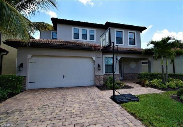 14314 Tuscany Pointe Trail, Naples, FL 34120 (MLS #220012726) :: #1 Real Estate Services