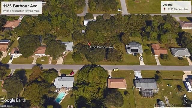 1136 Barbour Ave, Port Charlotte, FL 33948 (MLS #220012745) :: #1 Real Estate Services