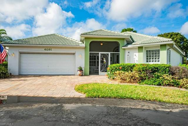 4091 King Tarpon Drive, Punta Gorda, FL 33955 (#220012817) :: The Dellatorè Real Estate Group