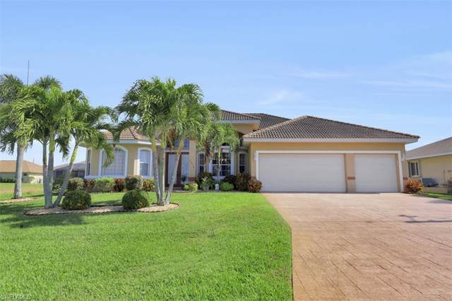 4619 SW 18th Ave, Cape Coral, FL 33914 (#220013020) :: Caine Premier Properties