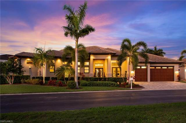 5501 Harbour Preserve Cir, Cape Coral, FL 33914 (MLS #220013162) :: RE/MAX Realty Team