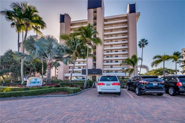8400 Estero Blvd S #505, Fort Myers Beach, FL 33931 (MLS #220013191) :: Uptown Property Services