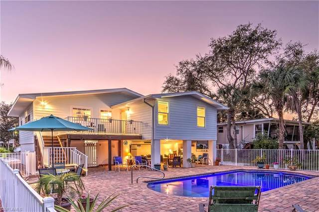 5471 Oak Ridge Ave, Fort Myers Beach, FL 33931 (MLS #220013208) :: RE/MAX Realty Team