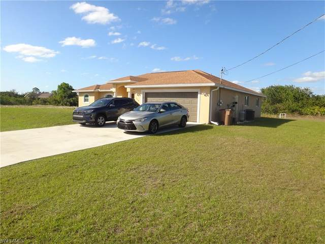 3614 12th St SW, Lehigh Acres, FL 33976 (MLS #220013277) :: RE/MAX Realty Team