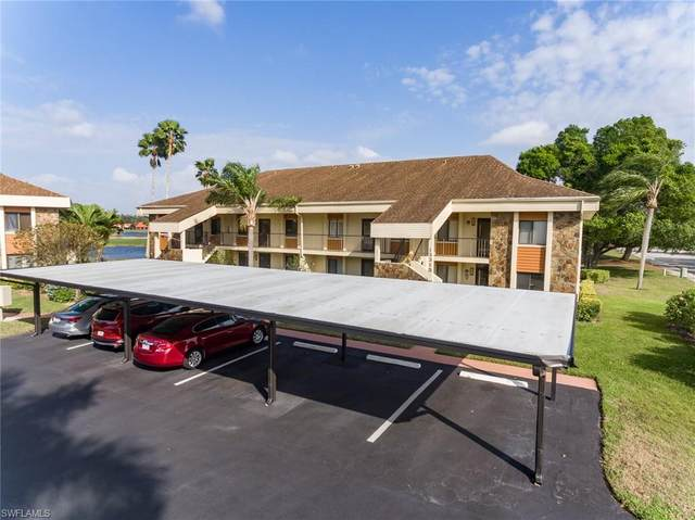13315 White Marsh Ln #404, Fort Myers, FL 33912 (MLS #220013310) :: Sand Dollar Group
