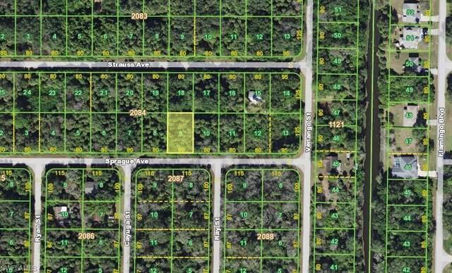 16474 Sprague Ave, Port Charlotte, FL 33954 (MLS #220013380) :: #1 Real Estate Services