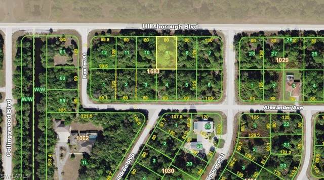 18051 Hillsborough Blvd, Port Charlotte, FL 33954 (MLS #220013382) :: #1 Real Estate Services