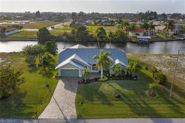 122 NW 32nd Pl, Cape Coral, FL 33993 (MLS #220013399) :: RE/MAX Realty Team