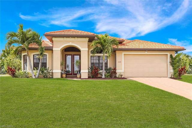 426 NW 37th Ave, Cape Coral, FL 33993 (MLS #220013427) :: RE/MAX Realty Team