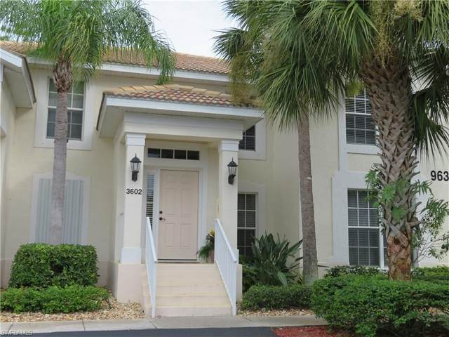 9631 Hemingway Ln #3602, Fort Myers, FL 33913 (MLS #220013473) :: Palm Paradise Real Estate