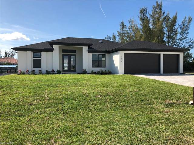 1620 NW 38th Pl, Cape Coral, FL 33993 (MLS #220013565) :: RE/MAX Realty Team