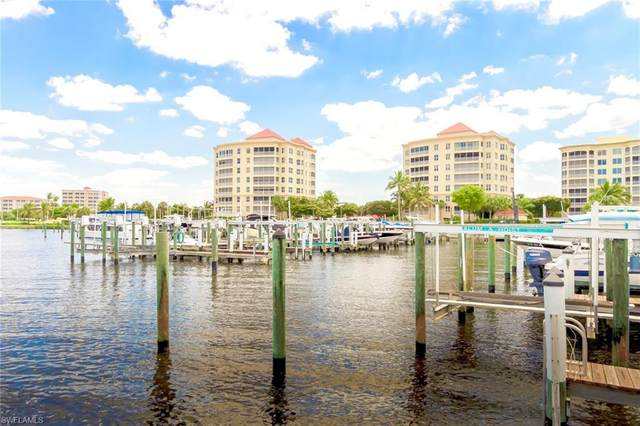 15120 Harbour Isle Dr #301, Fort Myers, FL 33908 (#220013855) :: Jason Schiering, PA