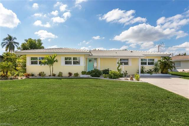 5310 Bayshore Ave, Cape Coral, FL 33904 (#220013857) :: The Dellatorè Real Estate Group