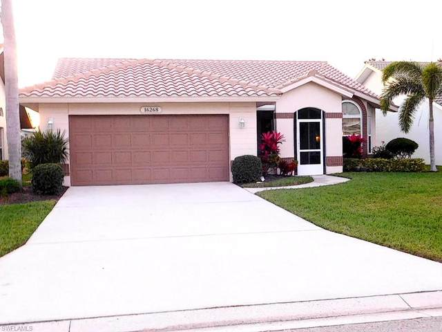 16268 Kelly Woods Drive, Fort Myers, FL 33908 (#220014174) :: The Dellatorè Real Estate Group