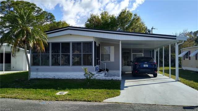 2711 Breezewood Dr, North Fort Myers, FL 33917 (MLS #220014230) :: RE/MAX Realty Team