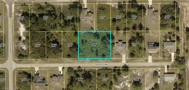 2808 41st St SW, Lehigh Acres, FL 33976 (MLS #220014239) :: RE/MAX Realty Team