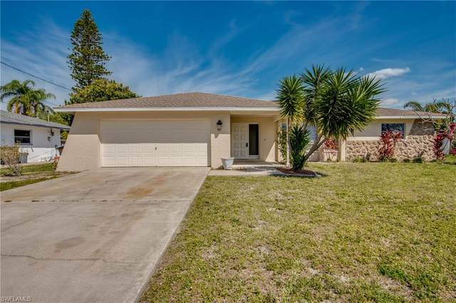 3815 SE 10th Pl, Cape Coral, FL 33904 (MLS #220014335) :: RE/MAX Realty Team