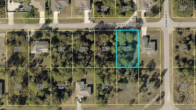 3503 41st St SW, Lehigh Acres, FL 33976 (MLS #220014494) :: RE/MAX Realty Team