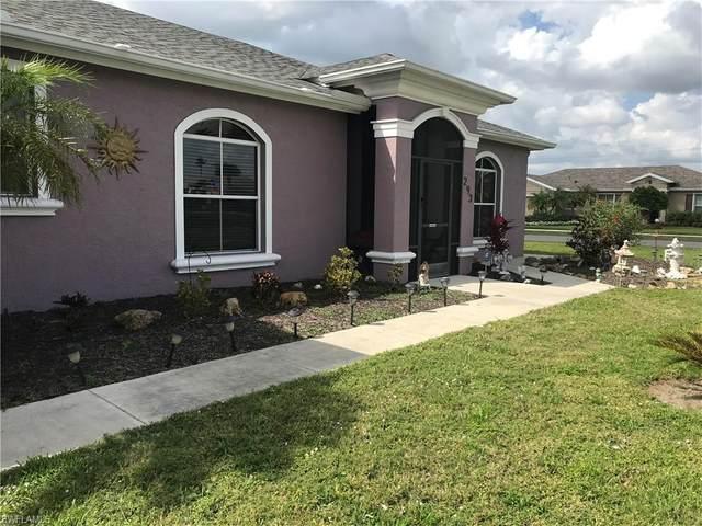 293 Justene Cir, Lehigh Acres, FL 33936 (MLS #220014527) :: Uptown Property Services