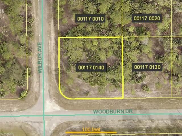356 Woodburn Dr, Lehigh Acres, FL 33972 (MLS #220014671) :: RE/MAX Realty Team