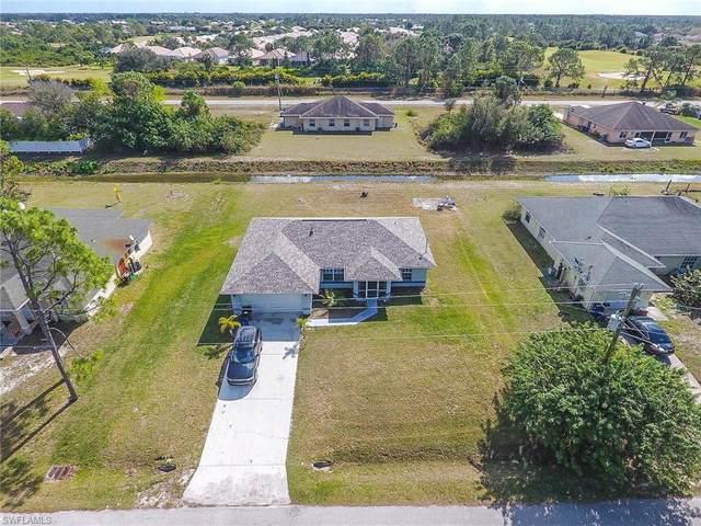 2141 Fairway Dr, Lehigh Acres, FL 33973 (MLS #220014674) :: RE/MAX Realty Team